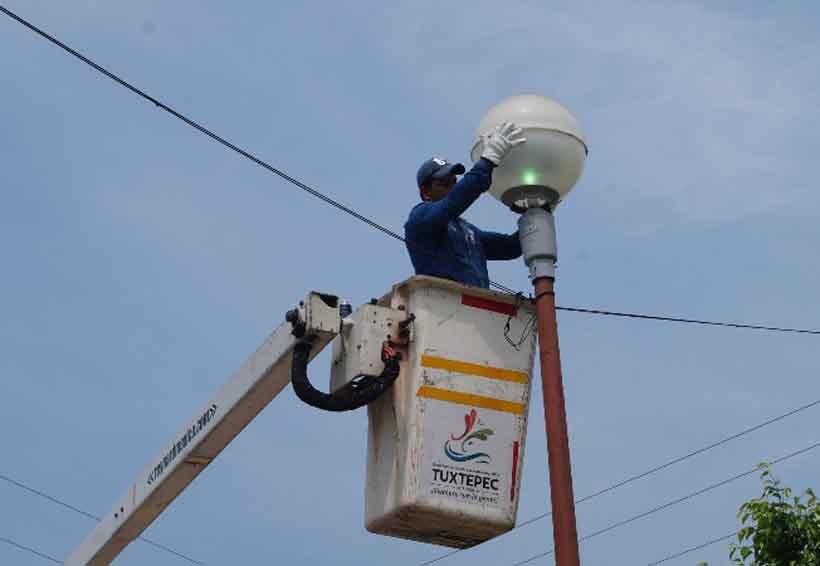 Tuxtepec  en espera de equipo de  iluminación | El Imparcial de Oaxaca