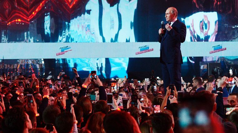 Putin va por su cuarto mandato; registra 69% de los votos a favor | El Imparcial de Oaxaca