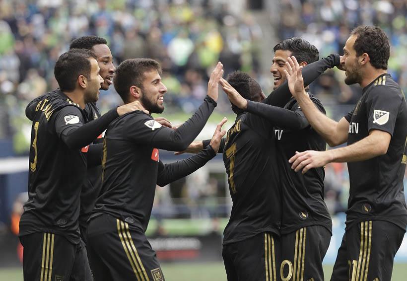 Carlos Vela se estrena con triunfo en la MLS con Los Angeles FC | El Imparcial de Oaxaca