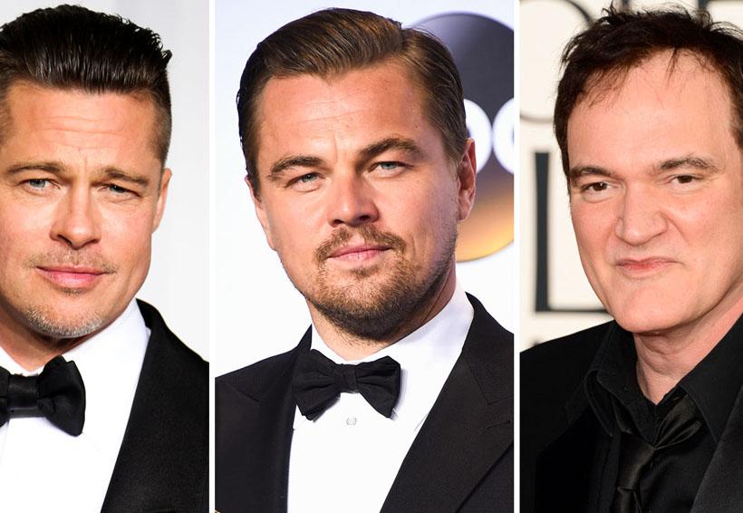 Quentin Tarantino suma a Leonardo DiCaprio y Brad Pitt para su nuevo filme | El Imparcial de Oaxaca