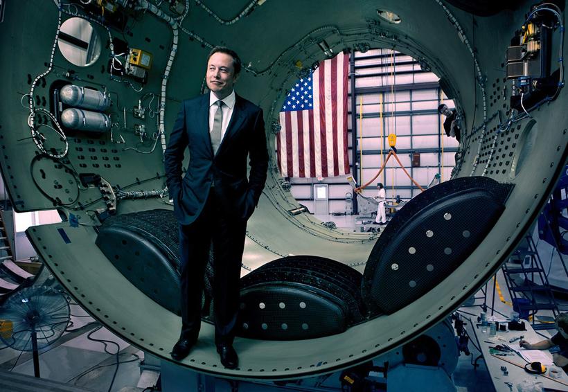 Elon Musk elimina las páginas de Tesla y SpaceX de Facebook | El Imparcial de Oaxaca