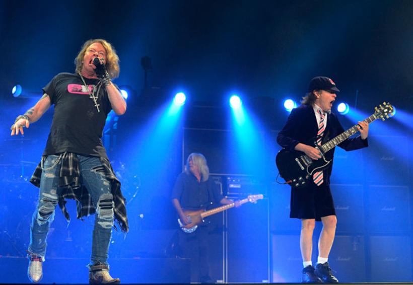 Axl Rose se perfila como vocalista para el nuevo disco de AC/DC | El Imparcial de Oaxaca