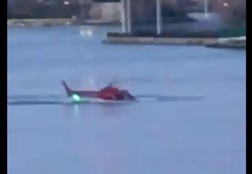 Helicóptero se estrella en New York; cinco muertos en el accidente | El Imparcial de Oaxaca