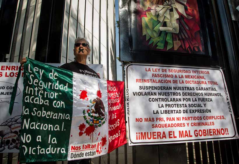 Preocupa a ONU la implementación de la Ley de Seguridad Interior en México | El Imparcial de Oaxaca