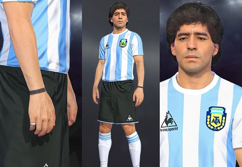 Así es jugar con Maradona en el PES 2018 | El Imparcial de Oaxaca