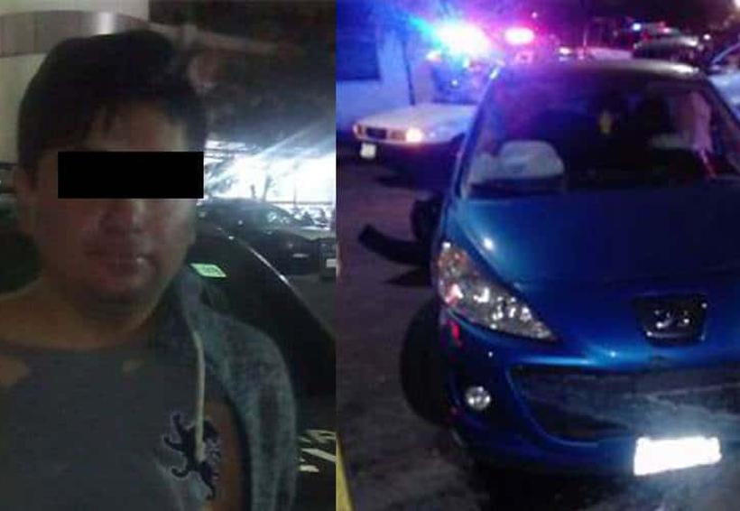 Conductor atropella a peatón y es detenido tras persecución | El Imparcial de Oaxaca