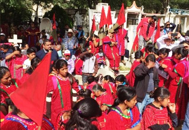 Mult se vuelve a enlutar; exige justicia por crímenes | El Imparcial de Oaxaca
