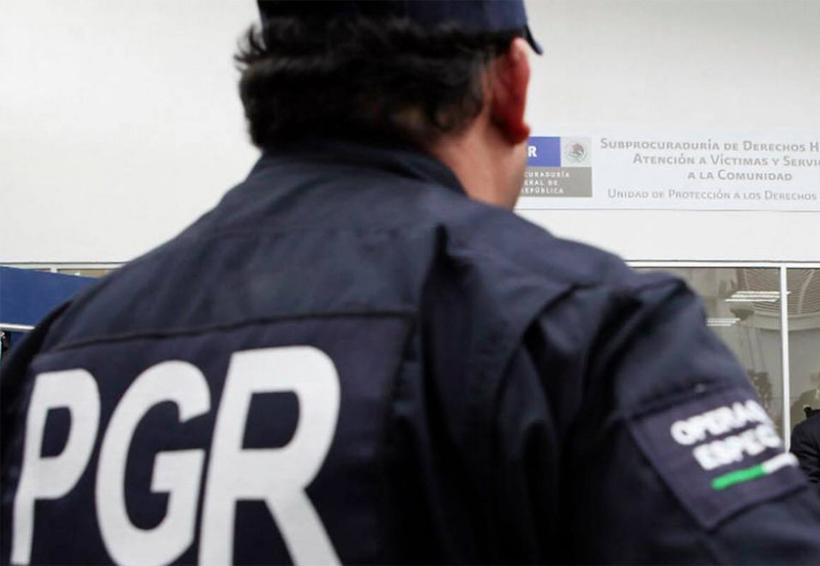 Jueces dan autorización a PGR para ir contra Barreiro | El Imparcial de Oaxaca
