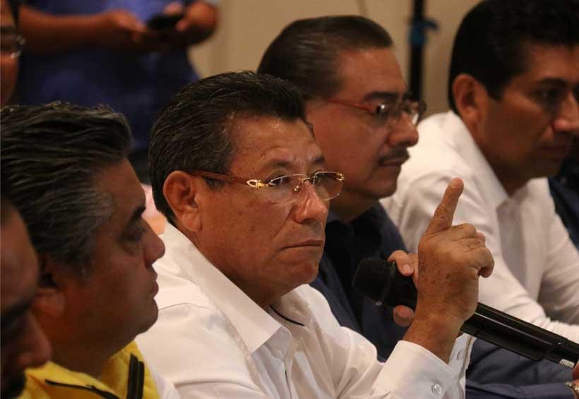 Acusan a Ulises Ruiz de querer tumbar coalición en Oaxaca | El Imparcial de Oaxaca