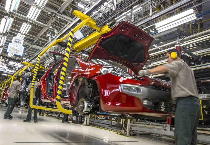 México exportó 11% más vehículos durante febrero; ventas se desploman | El Imparcial de Oaxaca
