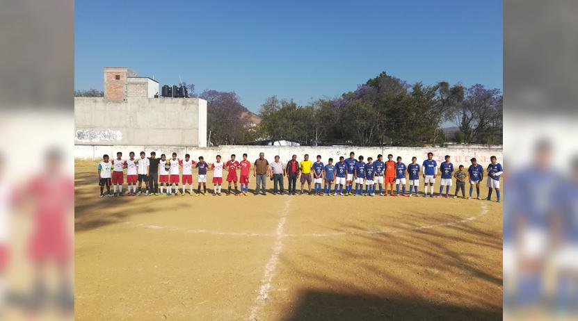 Promueve el deporte la Escuela Secundaria Técnica número 85   El Imparcial de Oaxaca