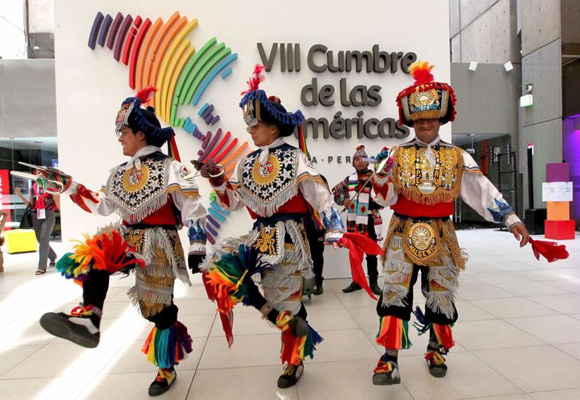 Día de las Américas: Perú acoge Cumbre de relaciones en crisis   El Imparcial de Oaxaca