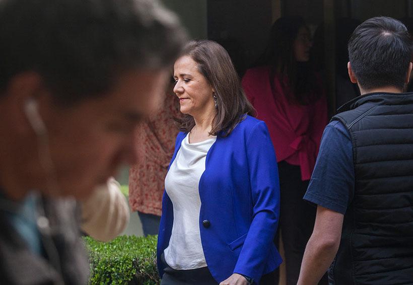 En redes sociales se burlan de error del administrador de redes de Margarita Zavala | El Imparcial de Oaxaca