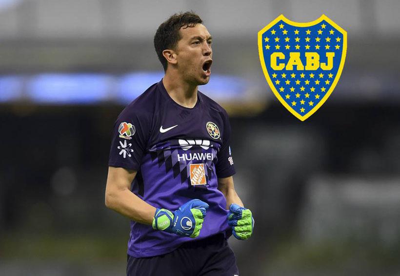 Boca Juniors negociará otra vez con el América por Marchesín | El Imparcial de Oaxaca