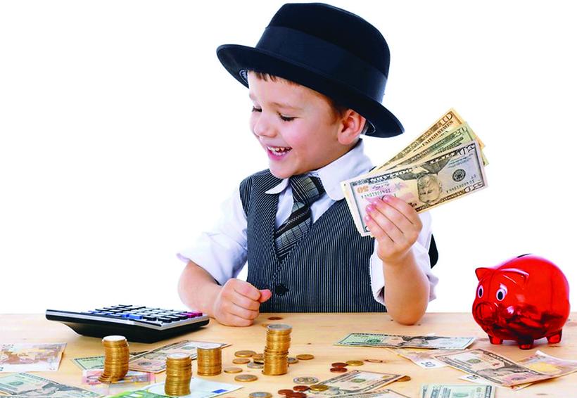 Crean plataforma de educación financiera para niños