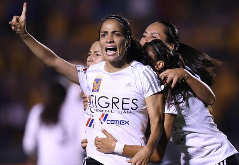 Tigres y Monterrey dejan todo para la vuelta en la final de Liga MX Femenil; 2-2   El Imparcial de Oaxaca