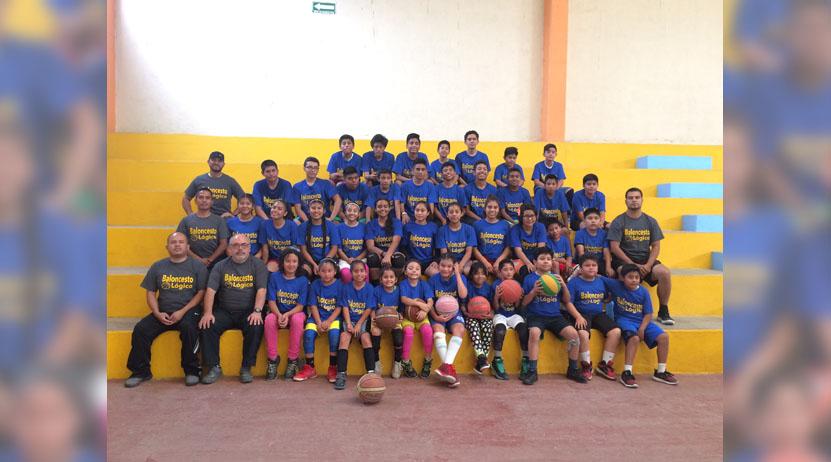 Concluye Campamento Internacional de Baloncesto Lógico   El Imparcial de Oaxaca
