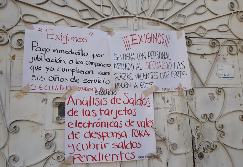 Cierran escuelas dependientes de la UABJO en el Istmo de Oaxaca   El Imparcial de Oaxaca