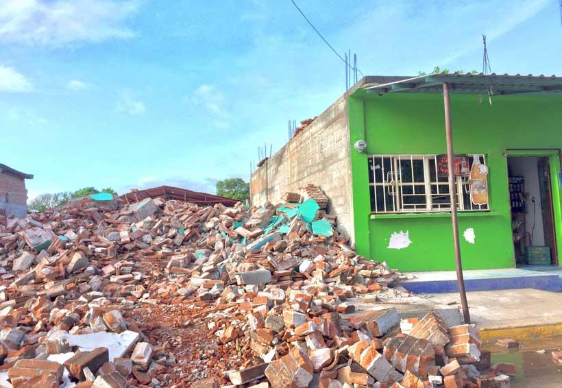 Damnificados del Istmo viajarán a la Ciudad de México | El Imparcial de Oaxaca