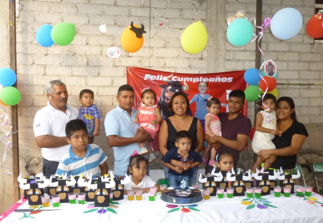 ¡Felicidades, Iker Iván! | El Imparcial de Oaxaca