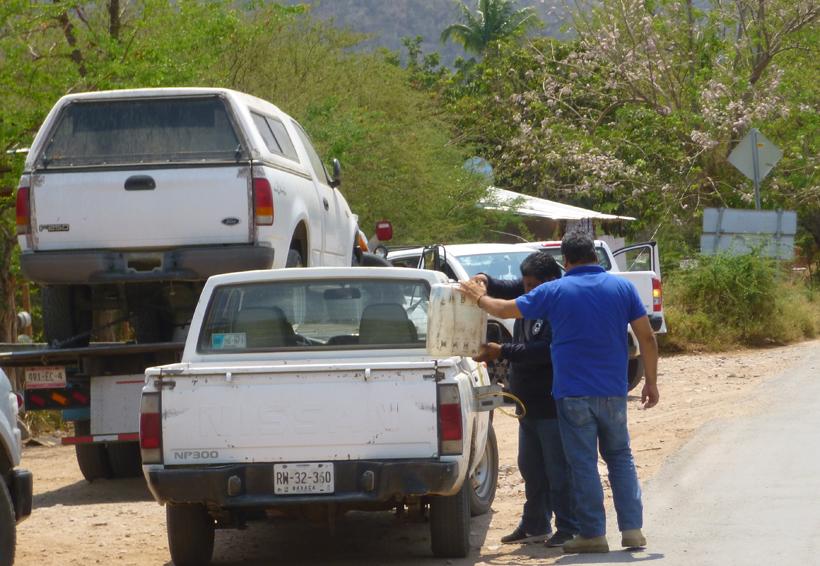 Elementos de la AEI en Cuicatlán, primeros consumidores  de combustible irregular | El Imparcial de Oaxaca