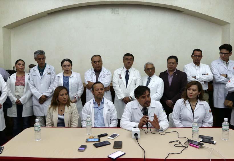 Demandan la libertad de médico de caso Edward en Oaxaca | El Imparcial de Oaxaca