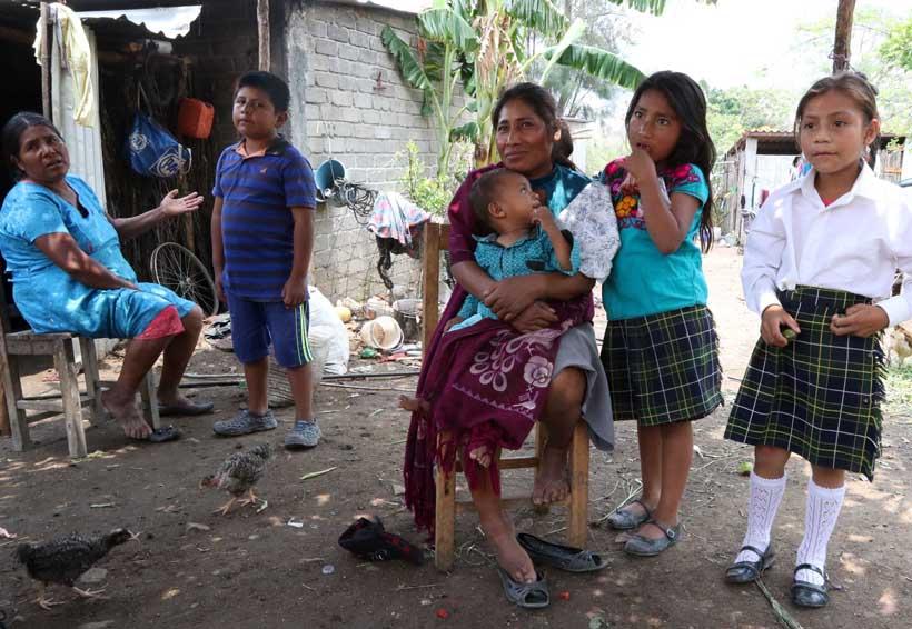 Coatecas Altas, tierra de niños migrantes | El Imparcial de Oaxaca