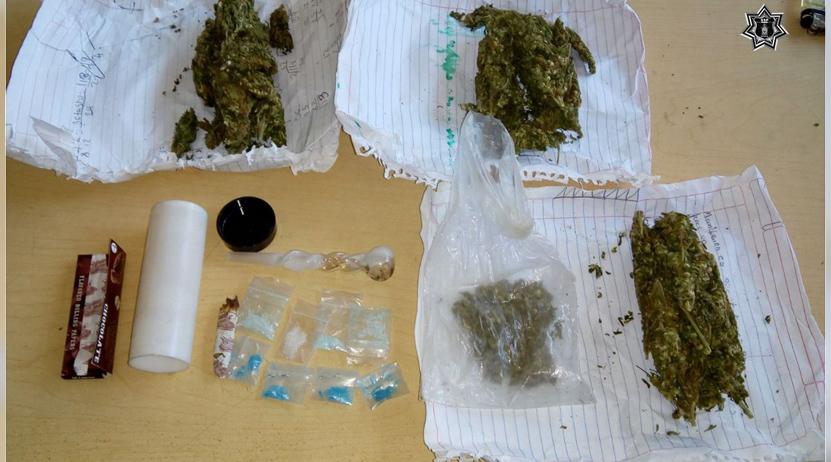 Aseguran a dos en Oaxaca por posesión de droga; mariguana y cristal | El Imparcial de Oaxaca