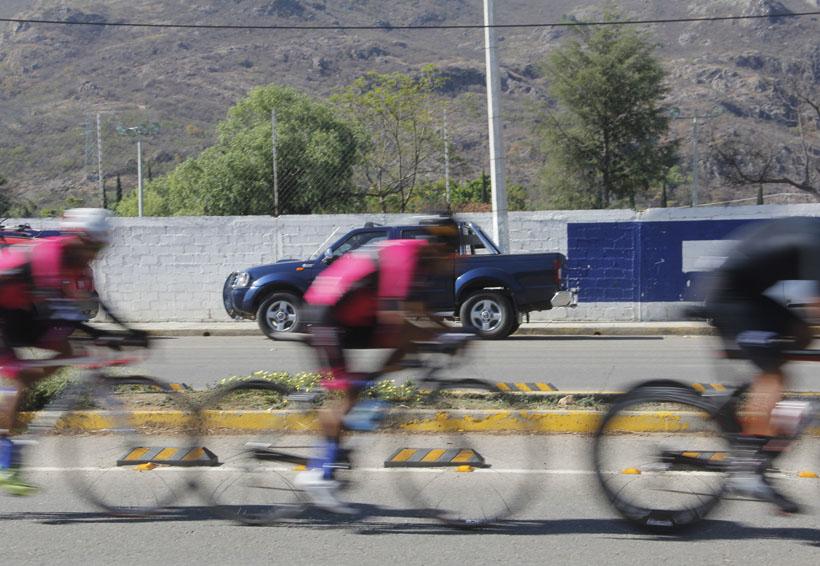 Se prepara la selección estatal de ciclismo para las Olimpiadas Nacionales y Juveniles   El Imparcial de Oaxaca