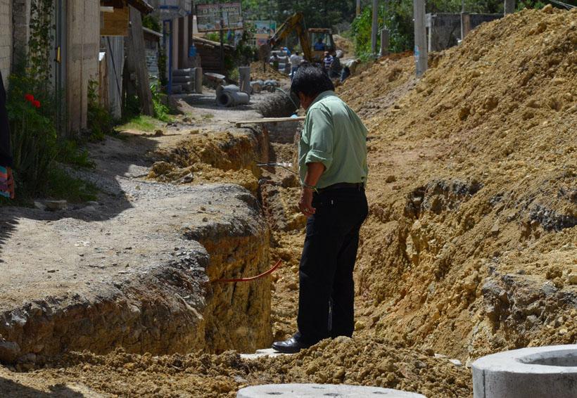 SAPAT invierte para modernizar  sistema de distribución de agua | El Imparcial de Oaxaca