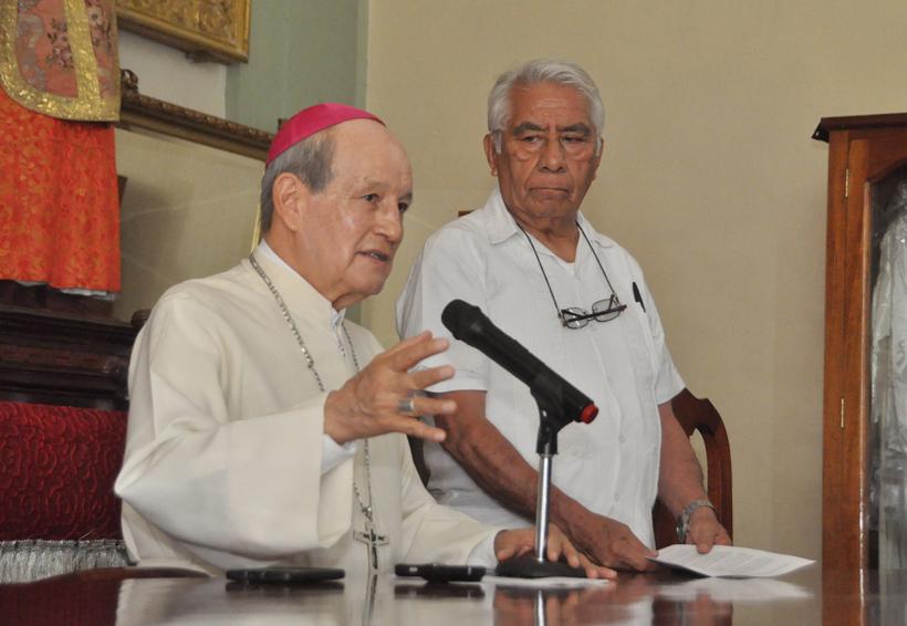 Pide la Iglesia Católica en Oaxaca no confrontar a la sociedad   El Imparcial de Oaxaca