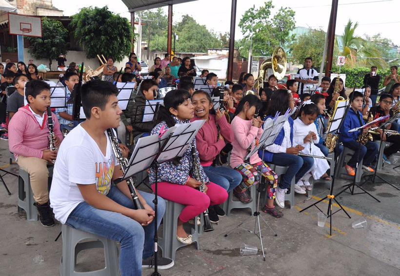 Se presentará la Banda Santa Lucía, Oaxaca | El Imparcial de Oaxaca