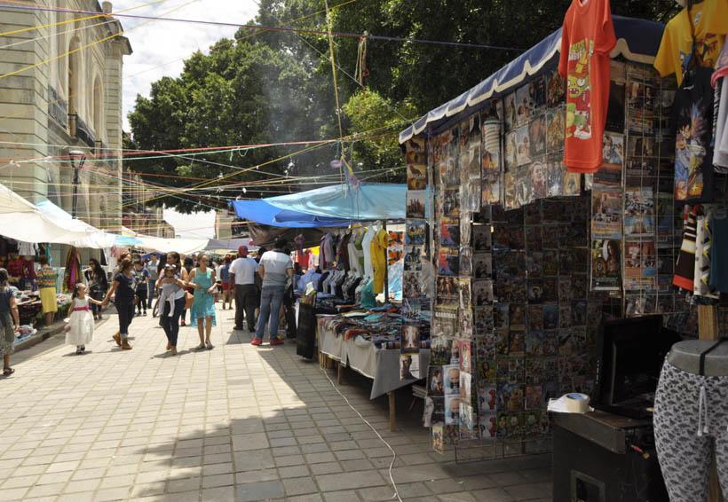Solicitan la recuperación del zócalo y alameda de Oaxaca | El Imparcial de Oaxaca