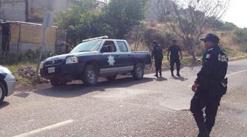 Se pasea en patrulla, va de San Jerónimo rumbo a Huajuapan | El Imparcial de Oaxaca