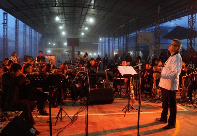 Vuelve la Orquesta  Primavera a escenarios  de la capital del estado   El Imparcial de Oaxaca