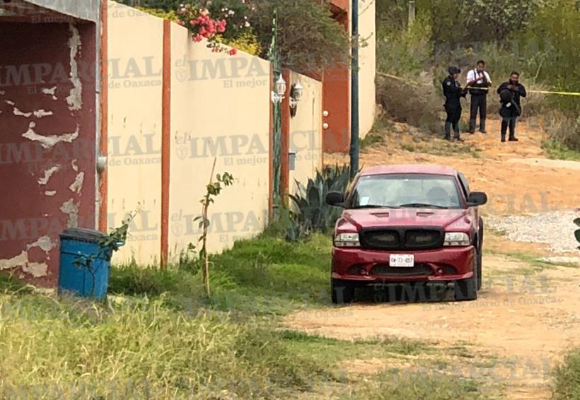 Falsa tranquilidad en Oaxaca: ejecutado en ejido Guadalupe Victoria   El Imparcial de Oaxaca