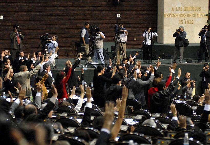 Diputados aprueban eliminar fuero a presidente y funcionarios   El Imparcial de Oaxaca