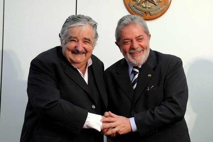 Mujica viajará a Brasil para visitar a Lula da Silva | El Imparcial de Oaxaca