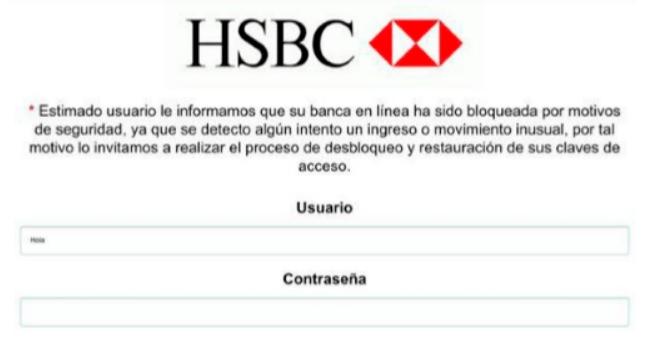 Alertan a usuarios de HSBC por fraude por vishing   El Imparcial de Oaxaca