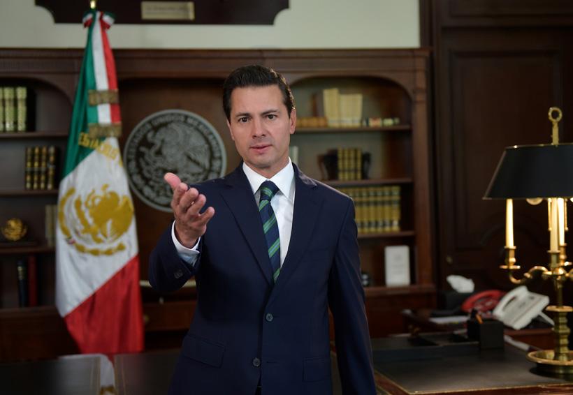 Peña recibe apoyo por mensaje directo a Donald Trump   El Imparcial de Oaxaca