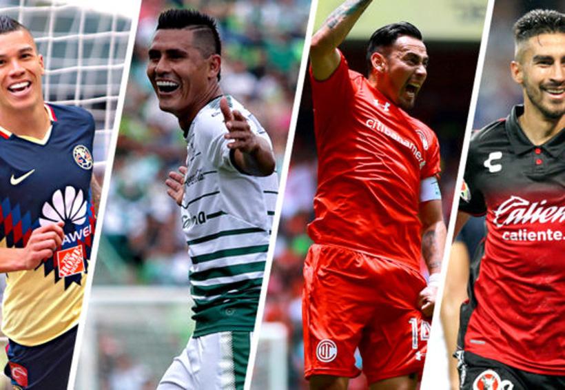 Listas las semifinales del Clausura 2018   El Imparcial de Oaxaca