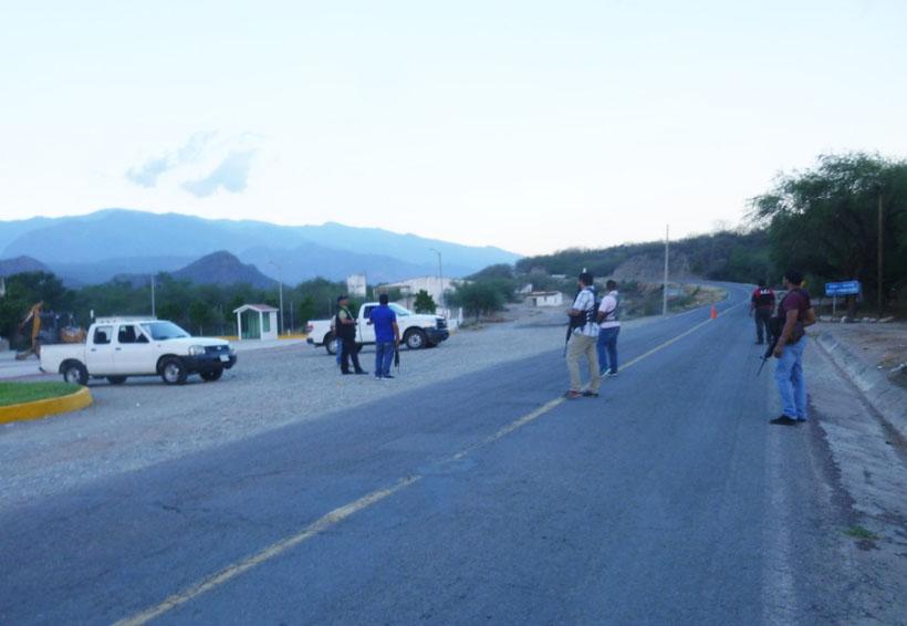 Lleva AEI sus operativos a Cuicatlán | El Imparcial de Oaxaca