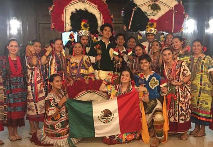Jóvenes oaxaqueños conquistan primer lugar en concurso de bailes en Rusia   El Imparcial de Oaxaca