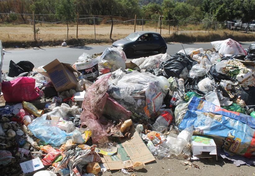 Falla servicio de recolección de basura en Oaxaca | El Imparcial de Oaxaca