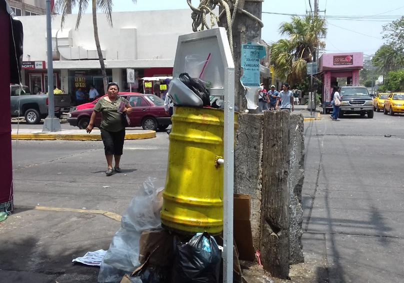 En el Istmo sin cultura para el manejo de la basura | El Imparcial de Oaxaca