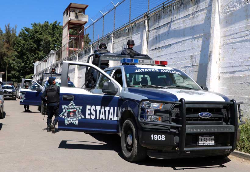Siguen decomisos en centros penitenciarios de Oaxaca | El Imparcial de Oaxaca