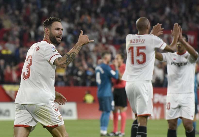 Layun le anota al Madrid en victoria del Sevilla; 3-2   El Imparcial de Oaxaca