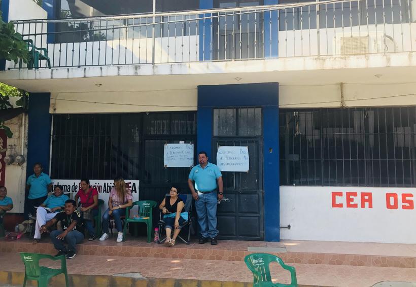 Paro de 48 horas del COBAO en el Istmo   El Imparcial de Oaxaca
