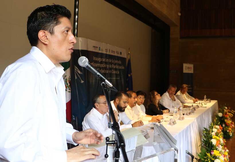 En Oaxaca, buscan librar la corrupción sin presupuesto | El Imparcial de Oaxaca
