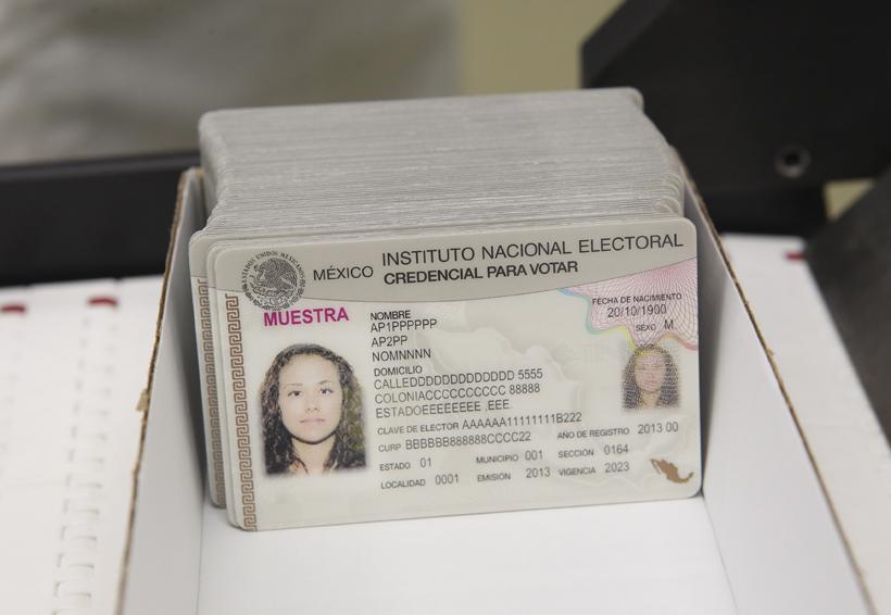 Lo que debes saber si perdiste tu credencial antes de las elecciones   El Imparcial de Oaxaca